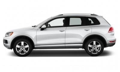 2012 Volkswagen Touareg Photos