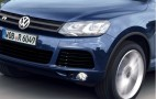 Rendered: 2012 Volkswagen Touareg R Hybrid