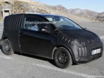 2012 Volkswagen Up! (Lupo) spy shots