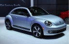 2012 Volkswagen Beetle: 2011 New York Auto Show Live Photos