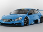 2012 Volvo S60 TTA race car