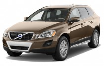 2012 Volvo XC60 AWD 4-door 3.2L Angular Front Exterior View