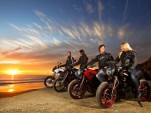 2012 Zero electric motorcycle range