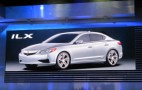 2013 Acura ILX Live Photos: 2012 Detroit Auto Show