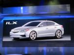 2013 Acura ILX Concept, Detroit Auto Show, Jan 2012
