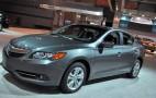 2013 Acura ILX Live Photos: 2012 Chicago Auto Show