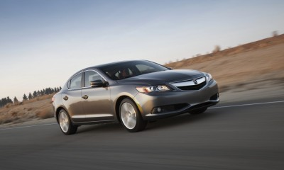 2013 Acura ILX Photos