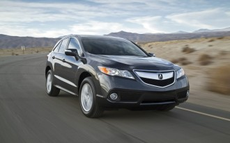 2013 Acura RDX Two-Minute Review: Video