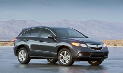 2013 Acura RDX Photos