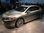 2014 Acura RLX Concept, 2012 New York Auto Show