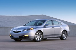 2013 Acura TL