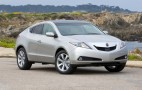 2013 Acura ZDX: A Few Changes, Identity Crisis Still Intact