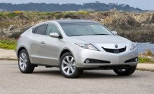 2013 Acura ZDX Photos