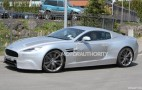 2013 Aston Martin Vanquish Spy Video