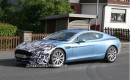 2013 Aston Martin Rapide spy shots