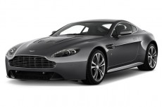 2013 Aston Martin V12 Vantage 2-door Coupe Angular Front Exterior View