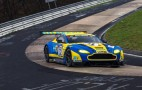 Aston Martin Reveals V12 Vantage GT3 For 2013 Nürburgring 24 Hours