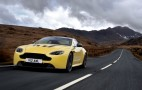 Lapping The Aston Martin V12 Vantage S At Silverstone: Video