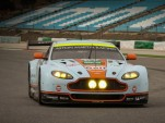 2013 Aston Martin Vantage GTE race car