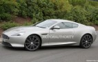 2013 Aston Martin Virage Spy Shots