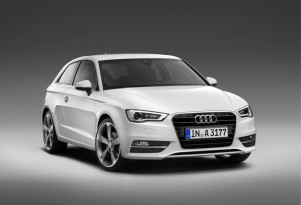 2013 Audi A3 Hatchback leaked images