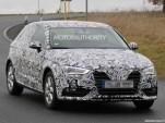 2013 Audi A3 Hatchback spy shots