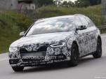 2013 Audi A4 Avant Wagon spy shots