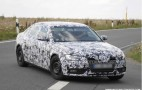 2013 Audi A4 Sedan Spy Shots