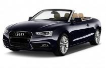 2013 Audi A5 2-door Cabriolet Auto FrontTrak 2.0T Premium Angular Front Exterior View