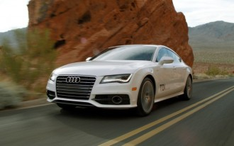 2012-2013 Audi A6, A7 Recalled To Fix Airbag Problem