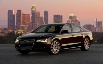 2010-2013 Audi A8 recalled over potential stalling