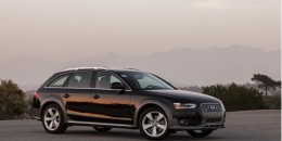 30 Days Of The Audi Allroad: Ride And Handling