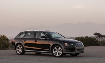 2013 Audi Allroad Photos