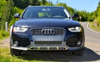 30 Days Of Audi Allroad: The Gas Mileage Run