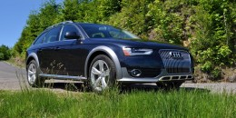 The Trip So Far: 30 Days Of The 2013 Audi Allroad