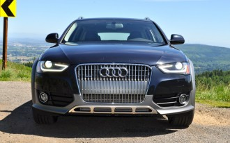 30 Days Of The 2013 Audi Allroad: Photo Gallery