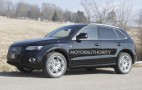 2013 Audi Q5 Spy shots