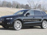 2013 Audi Q5 facelift spy shots