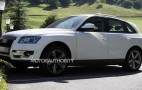 2013 Audi Q5 S Spy Shots