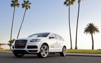 2013 Audi Q7 Recalled For Oil Leak
