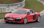 2013 Audi R8 e-tron Spy Video