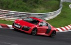 Audi R8 e-tron Is The Fastest Production EV Around The 'Ring