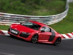 2013 Audi R8 e-tron with 8:09.099 Nrburgring lap time