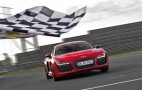 Audi R8 e-tron Sets New Production Electric Car Record At Nrburgring
