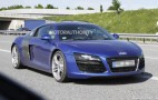 2013 Audi R8 Spy Shots