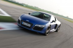2014 Audi R8 first drive