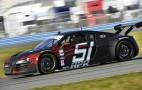 Audi Prepares For The 2013 Rolex 24 At Daytona
