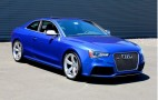 2013 Audi RS5: First Drive