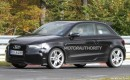 2013 Audi RS1 spy shots