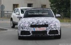 2013 Audi RS 5 Cabrio Spy Shots
